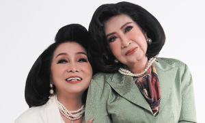 Bạch Tuyết, Diệu Hiền kỷ niệm tình bạn 60 năm