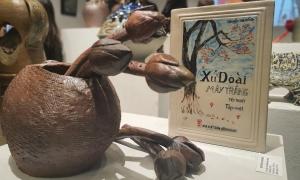 Triển lãm gốm nghệ thuật 'Sắc hạ'