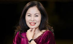 Nghệ sĩ Thanh Hiền là giám đốc Nhà hát múa rối Thăng Long