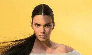 Kendall Jenner bị rối loạn lo âu