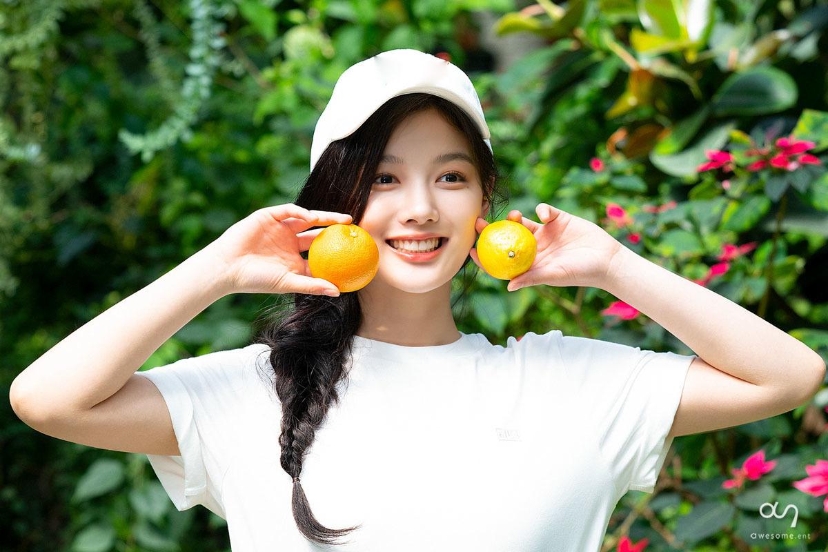 Nhan sắc hút fan của Kim Yoo Jung - VnExpress Giải trí