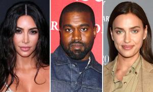 Kim Kardashian không buồn vì Kanye West có người mới