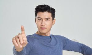 Phong độ Hyun Bin tuổi 39