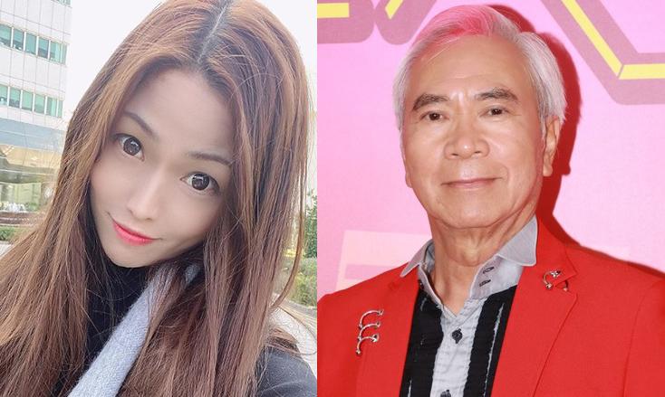 Sao gạo cội TVB công khai vợ kém 40 tuổi