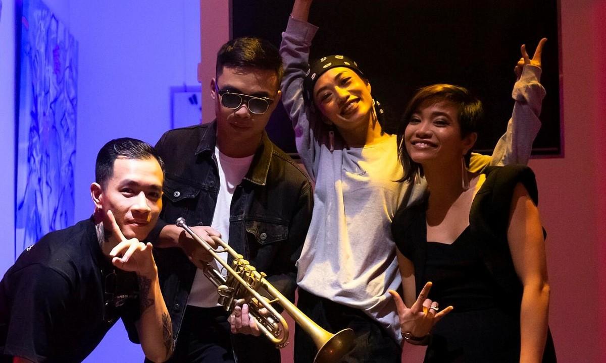 Dự án mới của Cyril Kongo và nhóm nghệ sĩ Việt - VnExpress Giải trí
