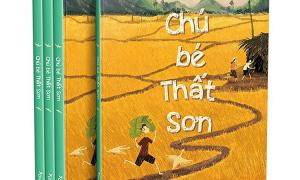 'Chú bé Thất Sơn' tái bản sau 30 năm