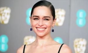'Mẹ Rồng' Emilia Clarke đóng phim của Marvel