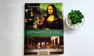 Sách về cuộc đời và tác phẩm Leonardo da Vinci
