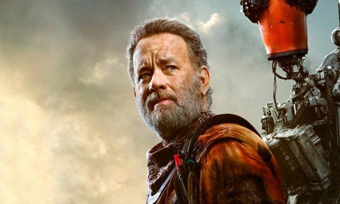 Phim hậu tận thế của Tom Hanks tung trailer