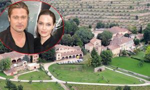 Brad Pitt kiện Angelina Jolie