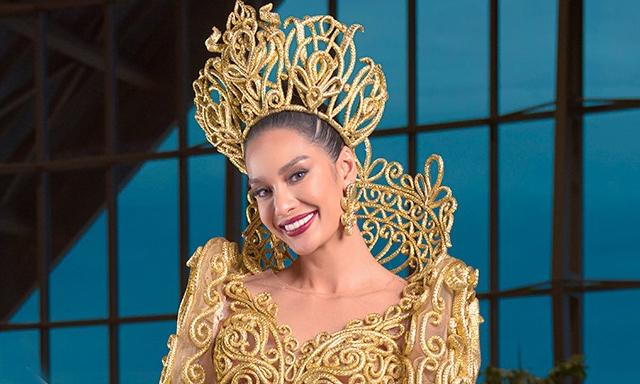 Trang phục truyền thống tại Hoa hậu Hoàn vũ Philippines