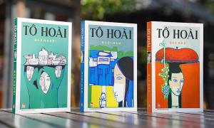 Bộ ba tiểu thuyết về Hà Nội của Tô Hoài