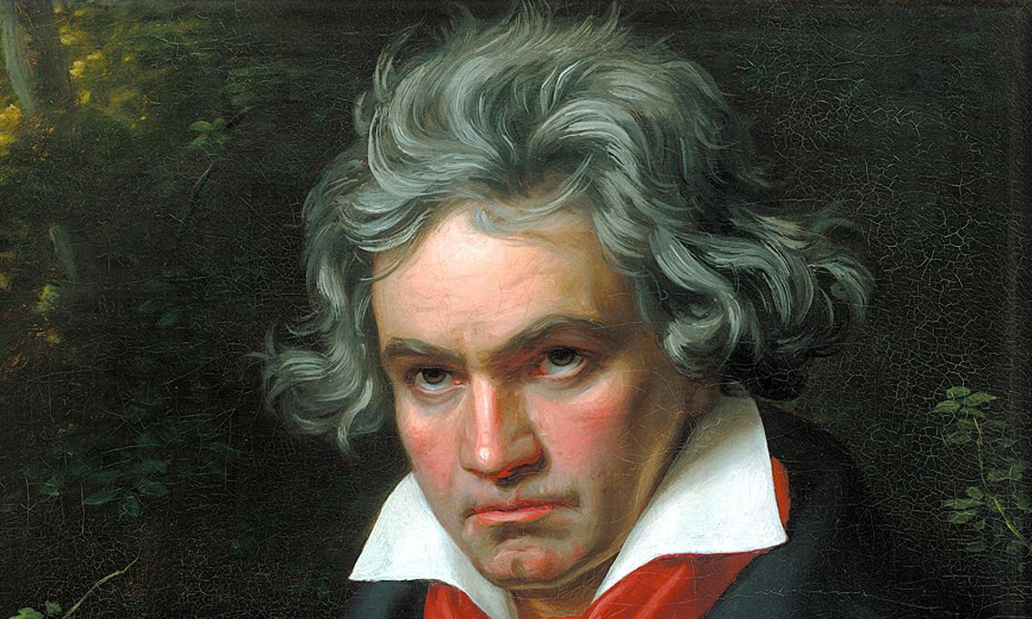 AI viết giao hưởng dang dở của Beethoven