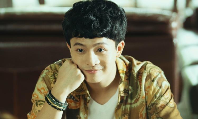 Harry Lu đóng phim ở Đài Loan