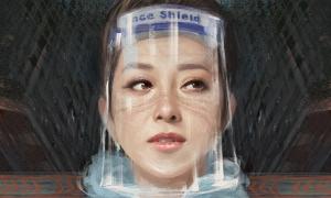 Jennifer Phạm đóng bác sĩ chống Covid-19