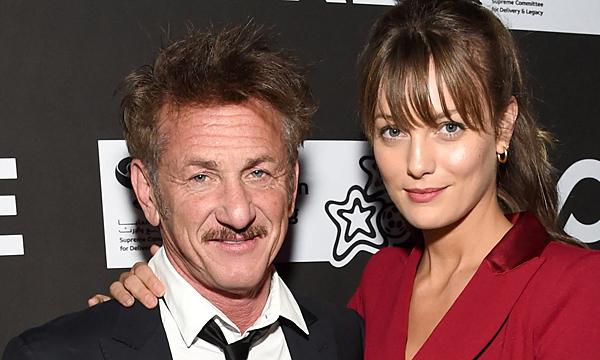 Vợ Sean Penn đệ đơn ly hôn