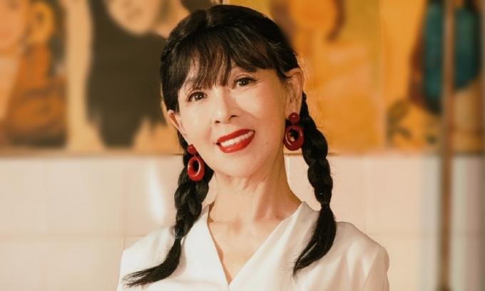 Phong cách 'bà lão sành điệu nhất Trung Quốc'