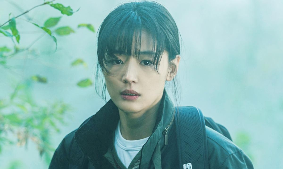 Phim của Jeon Ji Hyun thu hút khi mở màn