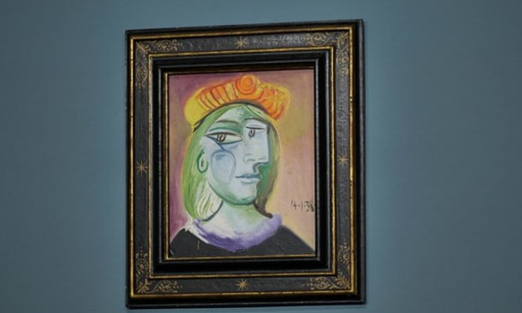 Đấu giá tranh Picasso thu hơn 100 triệu USD