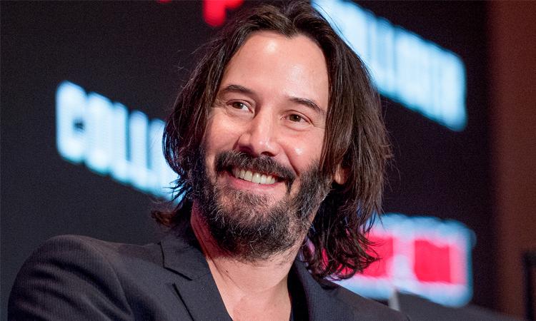 Keanu Reeves tặng đồng hồ Rolex cho người đóng thế
