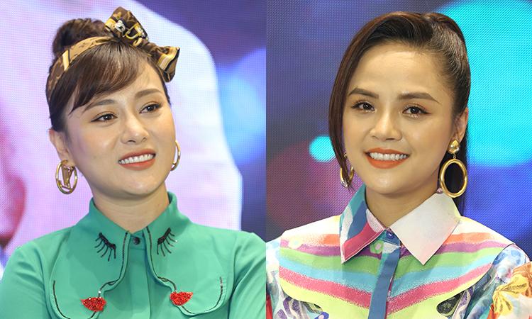 Thu Quỳnh: 'So sánh tôi với Phương Oanh cũng chẳng sao'